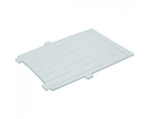 Разделитель для картотеки А6 HAN пластиковый, вертикальный, серый