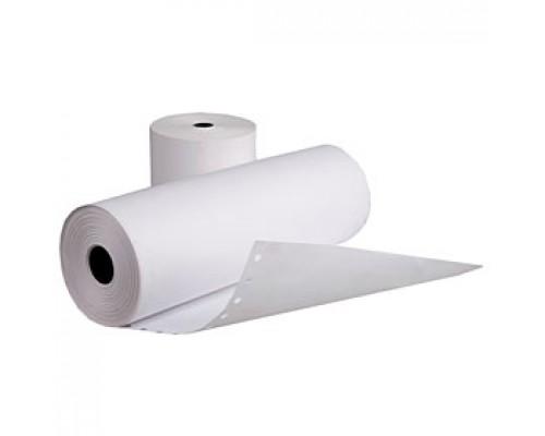 Бумага для принтера 210х70х18 STARLESS, с перфорацией