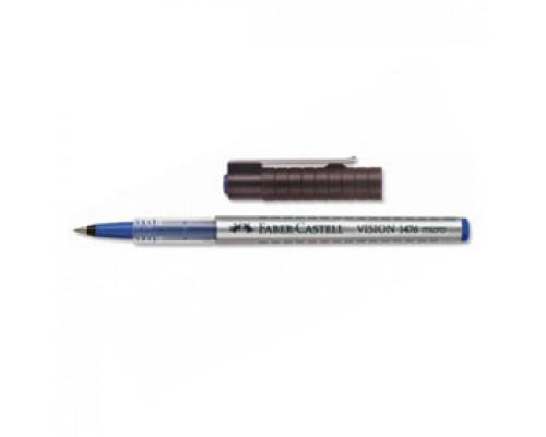 Роллер FABER-CASTELL Vision 1476 Micro, 0,2мм, черный