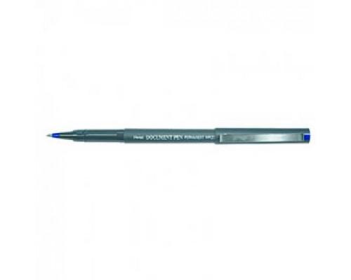 Роллер PENTEL Dokument Pen, синий