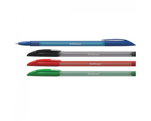 Ручка шариковая одноразовая ERICH KRAUSE R-101, черный