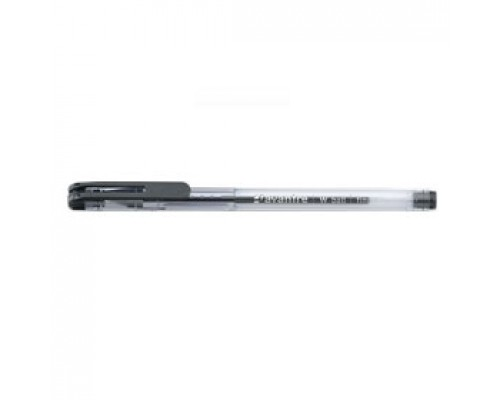 Ручка шариковая AVANTRE @Work Ball Crystal, прозрач. корпус, черный