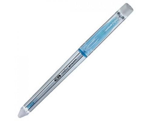 Ручка гелевая UNI Signo UF-220, 0,7мм, со стирающимися чернилами, синий