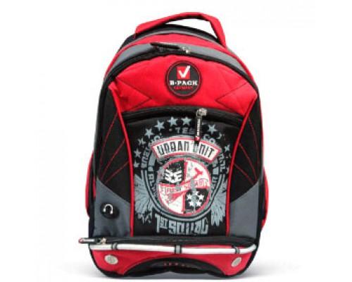Рюкзак для старших классов, для мальчиков