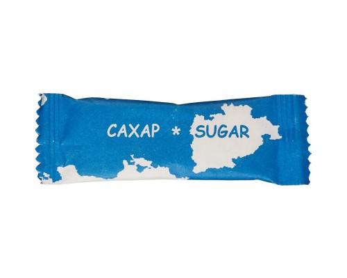 Сахар порционный Материк в стиках 100 штук по 10 г