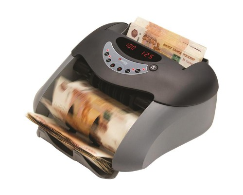 Счетчик банкнот Cassida Tiger I/IR Антистокс, 1200 банк/мин., инфракрасн