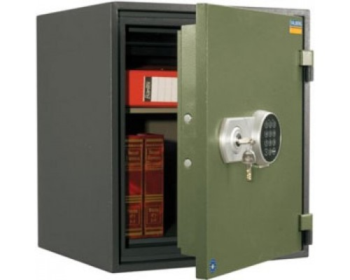 Сейф VALBERG FRS-51 EL, 515х425х445, электронный и ключевой замок, огнестойкий