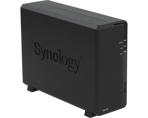 Сетевое хранилище Synology DS116