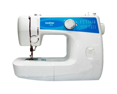 Швейная машина Brother X5 белый_M_K