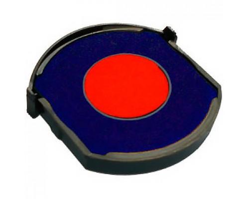 Штемпельная подушка сменная TRODAT 6/4642/2 для R42, синий/красный