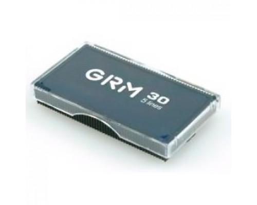 Штемпельная подушка сменная GRM 30 для Colop Printer 30, синий, 2шт
