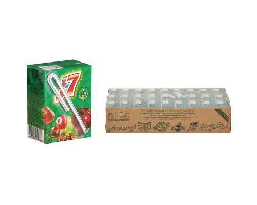 Нектар J7 вишня 0.2 л (27 штук в упаковке)