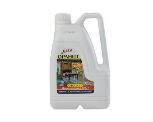 Средство для мытья полов Bagi Оранит 3 ла (концентрат)