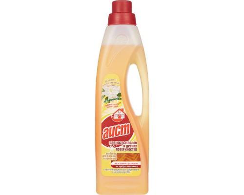 Средство для мытья полов Аист жасмин и яблоневый цвет 950 мл (с бактерицидным эффектом)