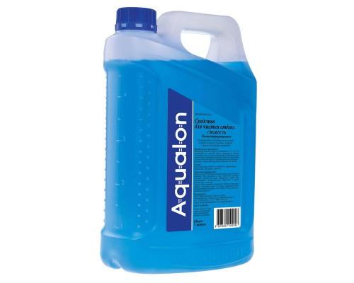 Концентрированная жидкость для чистки стекол Aqualon 5 л (отдушка свежесть)