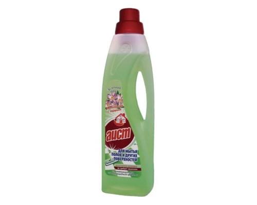 Средство для мытья полов Аист зеленый бриз 950 мл (с бактерицидным эффектом)