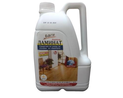 Средство для мытья пола Bagi ЛАМИНАТ 3л.
