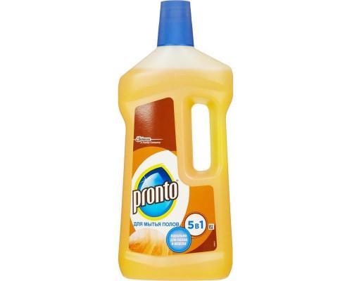 Средство для мытья полов Pronto 750 мл (отдушки в ассортименте)