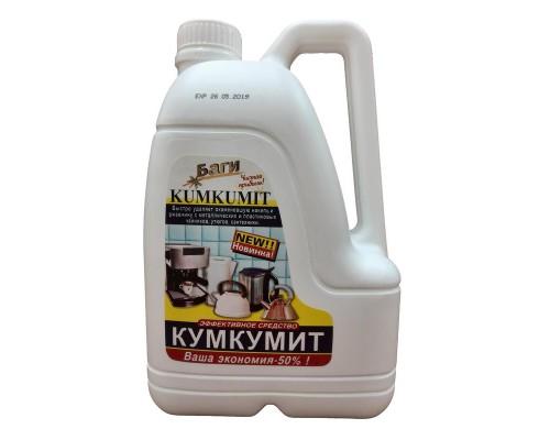 Средство для удаления накипи Bagi КУМКУМИТ 3л.