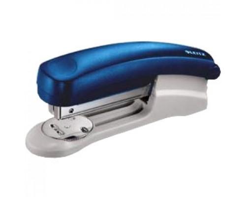 Степлер 24/6 25л., LEITZ 5501, синий