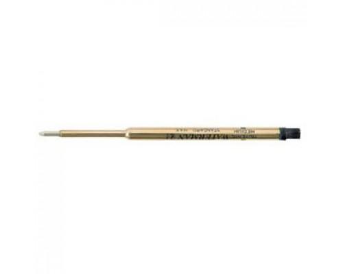 Стержень шариковый 112мм WATERNAM Standard Maxima, 0,5мм, черный