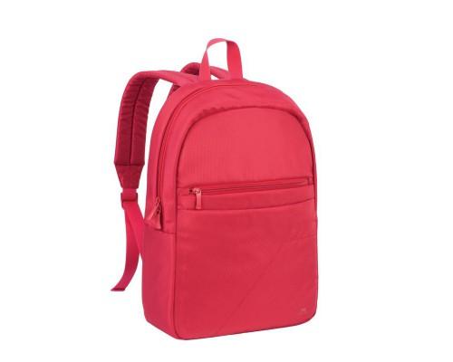 Рюкзак для ноутбука 15.6 дюйма RivaCase 8065 красный