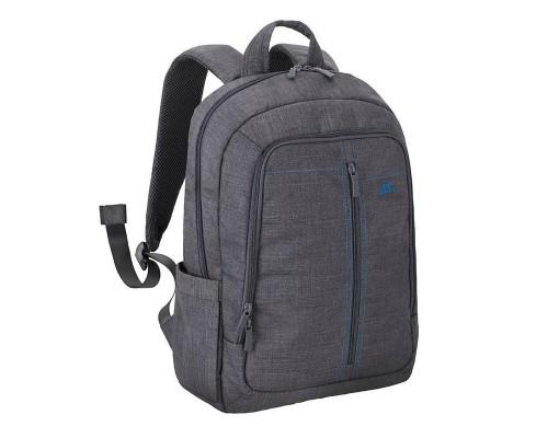 Рюкзак для ноутбука 15.6 дюйма RivaCase 7560 серый