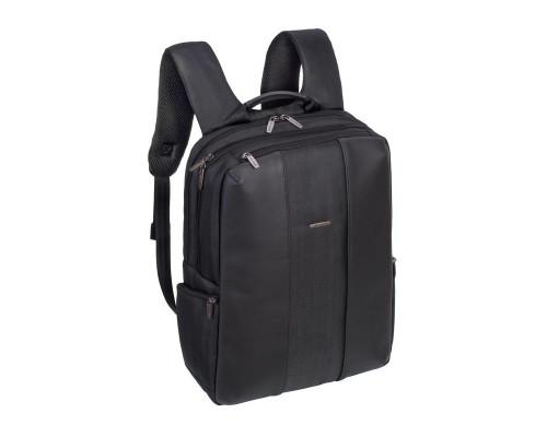 Рюкзак для ноутбука 15,6 дюймов RivaCase 8165 черный