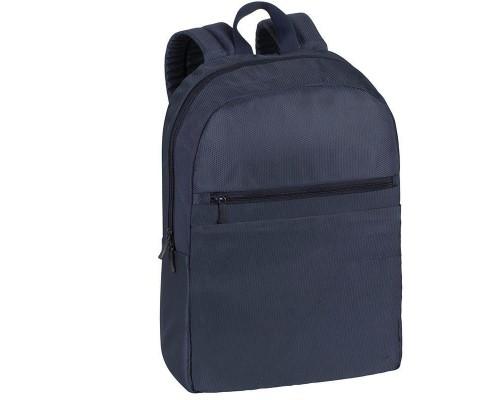 Рюкзак для ноутбука 15.6 дюйма RivaCase 8065 темно-синий