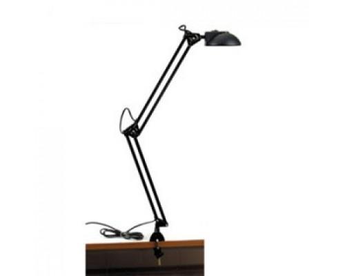 Светильник для галогеновых ламп ГАММА1 20Вт, струбцина, ассорти