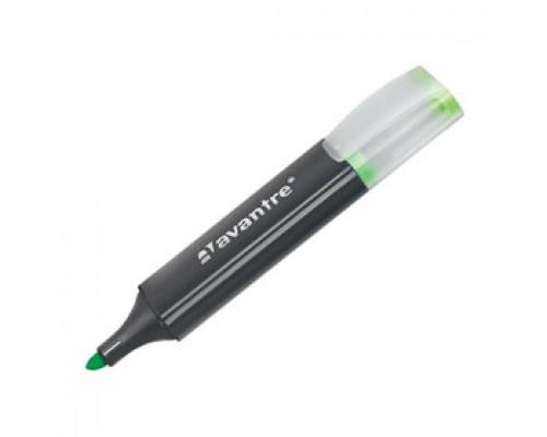 Текстовыделитель AVANTRE 1-5мм, зеленый