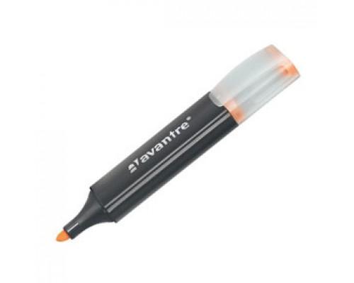 Текстовыделитель AVANTRE 1-5мм, оранжевый