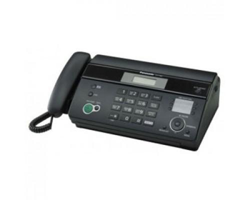 Телефакс PANASONIC KX-FT982, черный