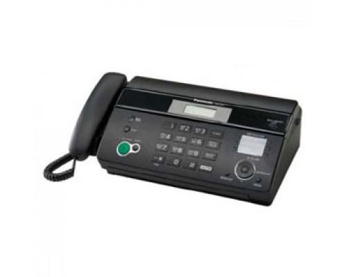 Телефакс PANASONIC KX-FT984RUB, черный