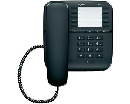 Телефон Gigaset DA510 черный