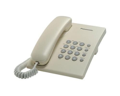 Телефон Panasonic KX-TS2350RUJ бежевый