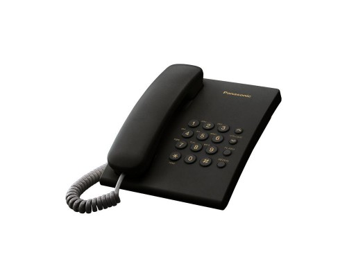 Телефон Panasonic KX-TS2350 (чёрный)