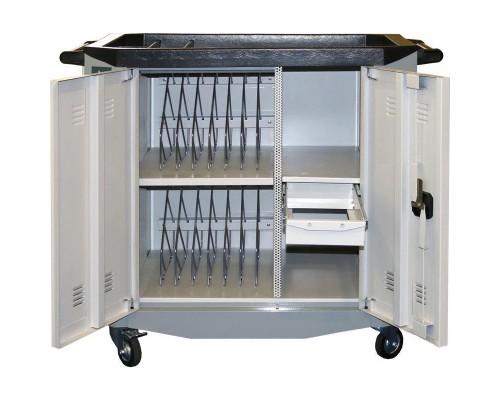 Тележка для ноутбуков Offisbox, 973х1112х546 мм