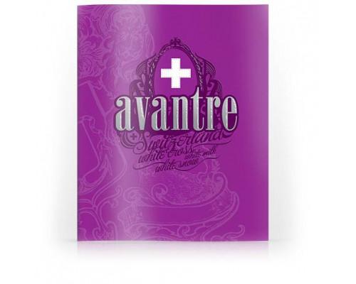 Тетрадь А5 80л, клетка, ламинир. картон, скоба, AVANTRE White Cross Originals, фиолетовый