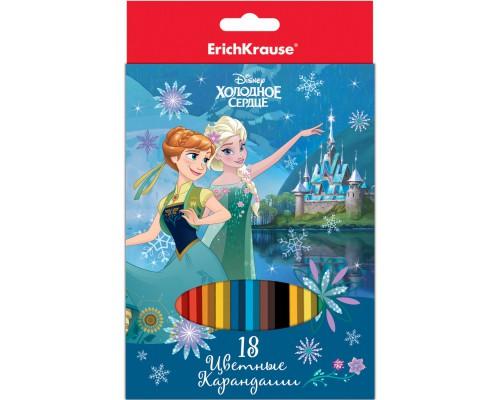 Карандаши 18цв Elsa, разноцветн.