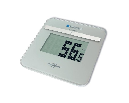 Весы напольные диагностические Salter 9152 стекло/пластик