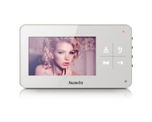 Видеодомофон Falcon Eye FE-40C цветной,2вызыв.панели,управл.электрозамком