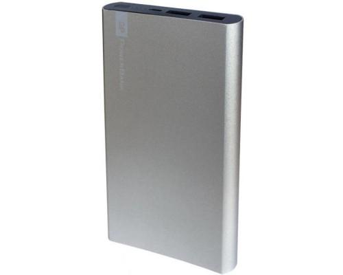 Внешний аккумулятор GP Portable Power Bank FP10M 10000 mAh серебристый