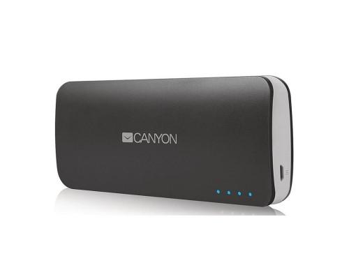 Внешний аккумулятор Canyon CNE-CPB130DG 13000 mAh темно-серый
