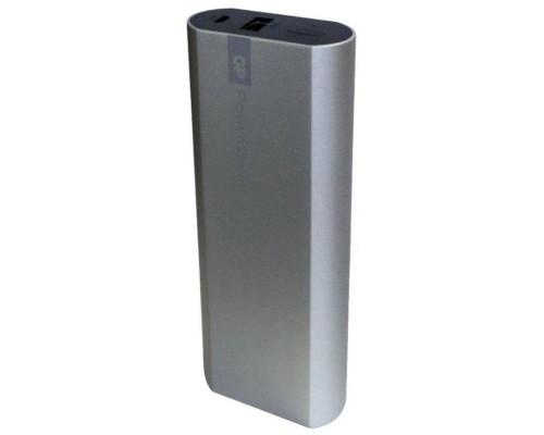 Внешний аккумулятор GP Portable Power Bank FN05M 5200 mAh серебристый