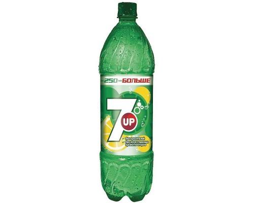 Напиток 7 Up газированный 1.25 л (12 штук в упаковке)