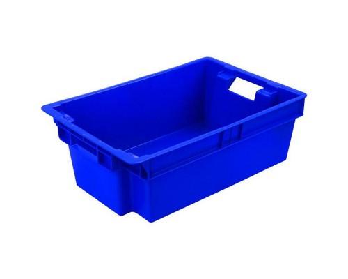 Контейнер пластиковый 600х400х200 мм цветной (арт.206)