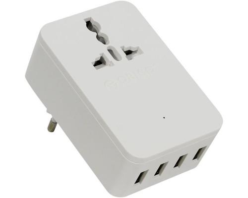 Зарядное устройство ORICO S4U(S4U-WH)