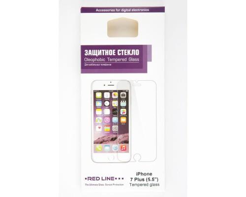 Стекло защитное iPhone 7 Plus (5.5) tempered glass
