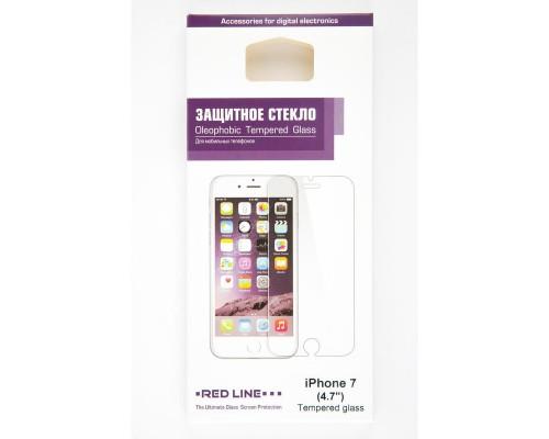 Стекло защитное iPhone 7 (4.7) tempered glass